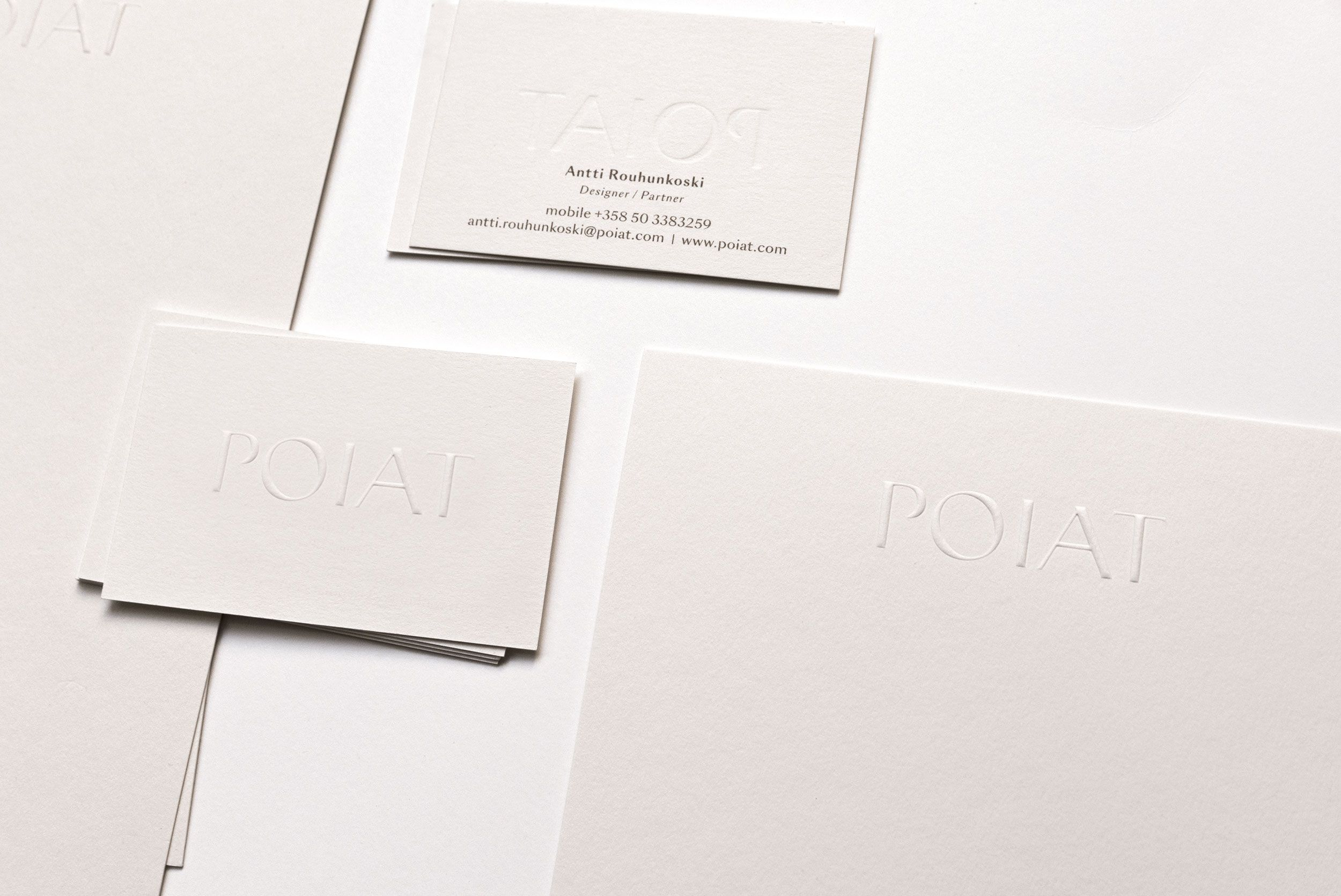 Our Visual Identity by Ahonen & Lamberg