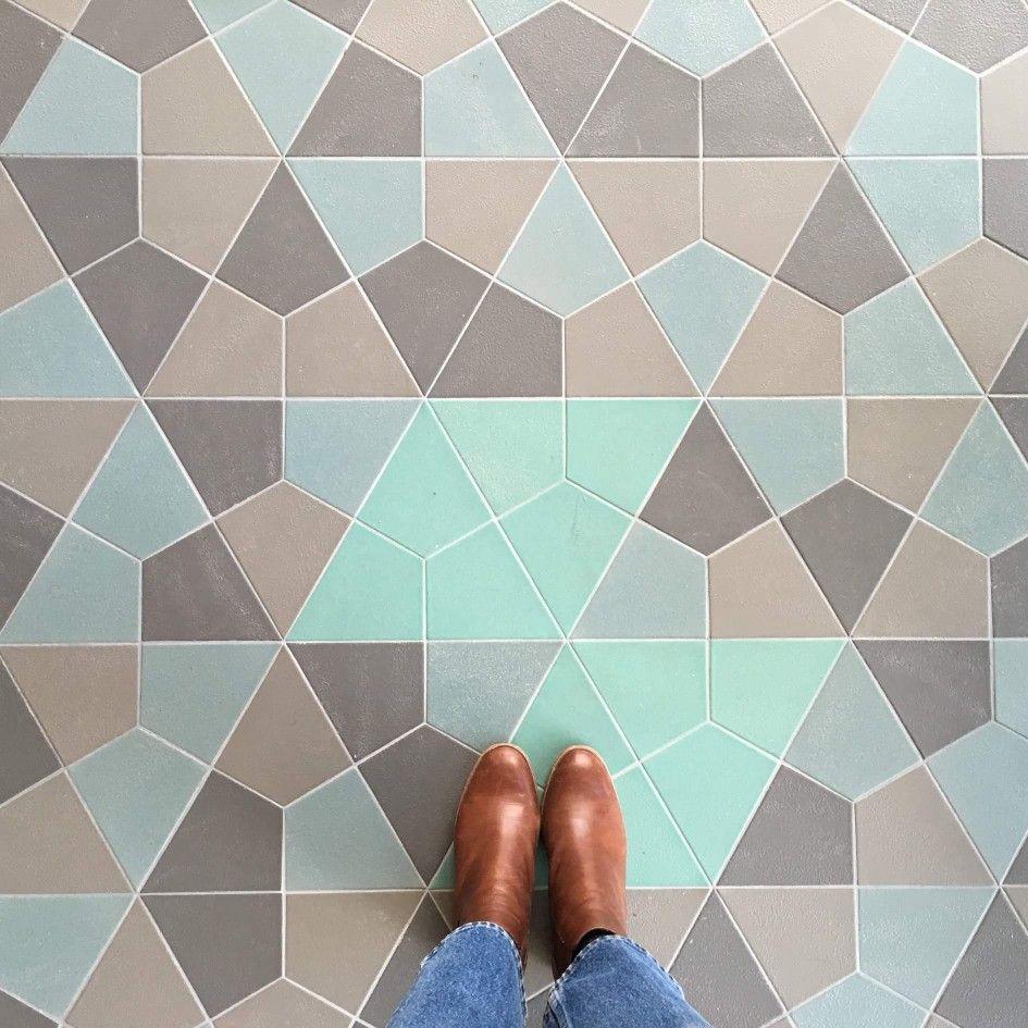 Pin by Tomer Shlam on Flooring Fireclay tile, Tile