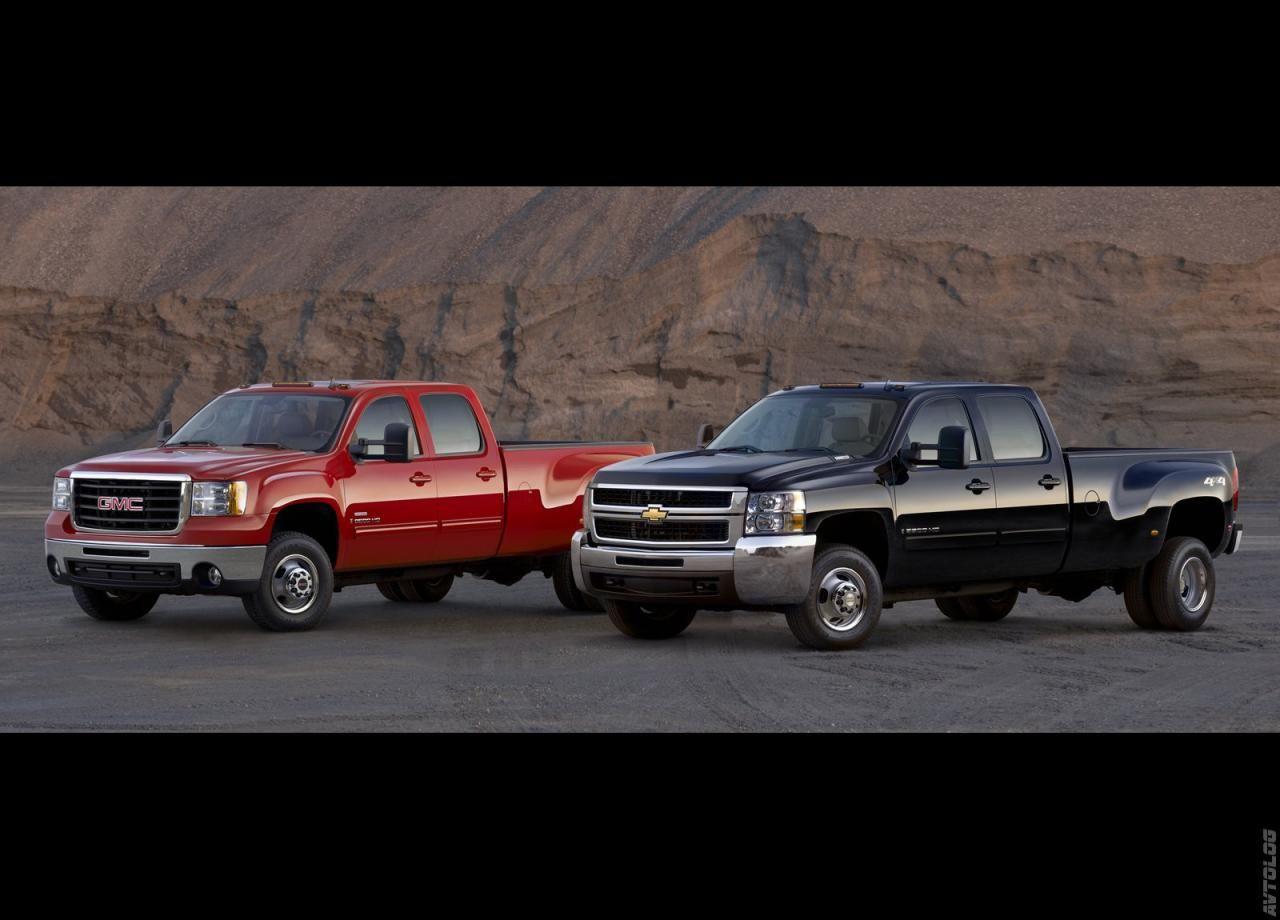 2007 Chevrolet Silverado 3500 Hd Ltz Crew Cab