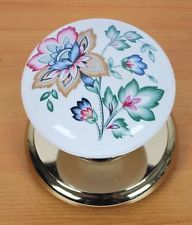 3 Pairs Of Gainsborough Porcelain Floral (La Provencalle) Passage ...