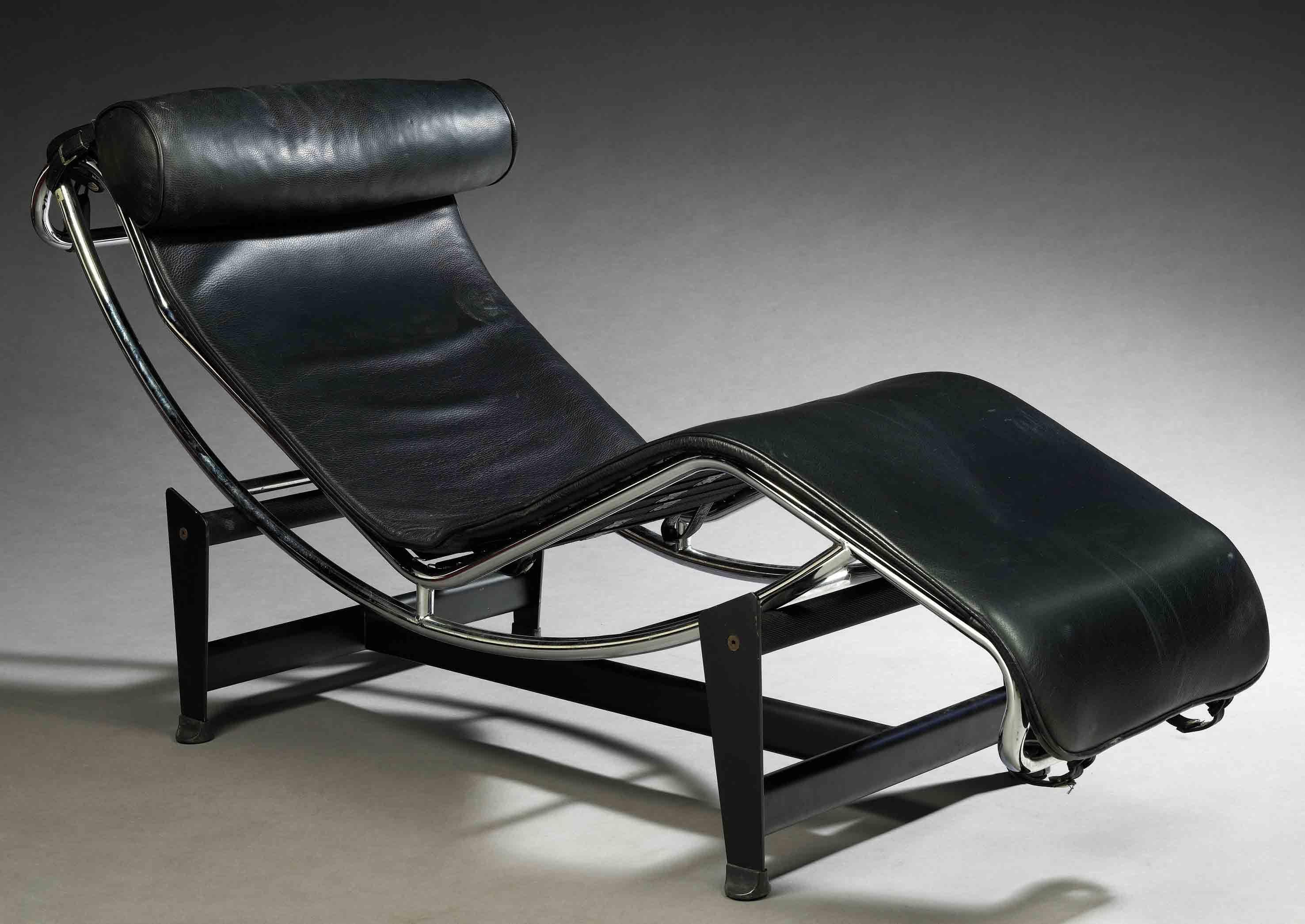 chaise longue designer le corbusier