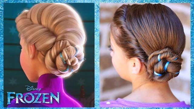 Hair Video Tutorials for Disney Princesses!!!