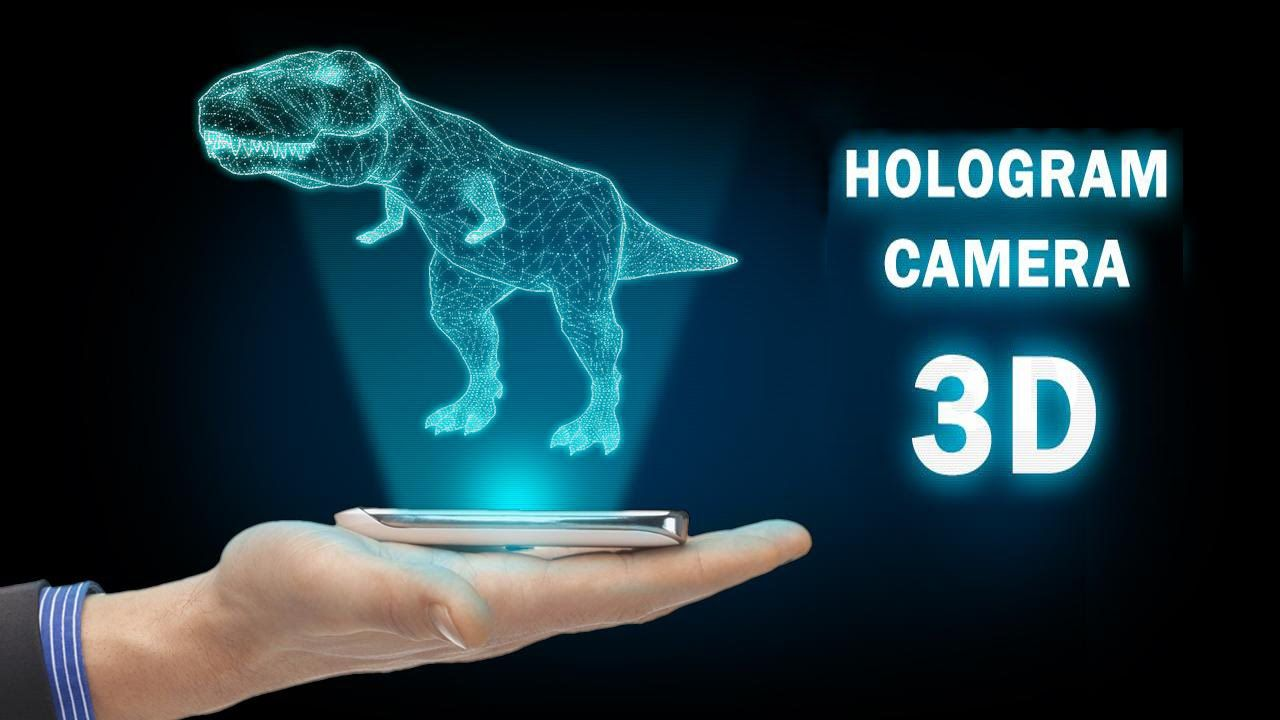 Diy how to make 3d hologram projector for your phone for Make 3d design online