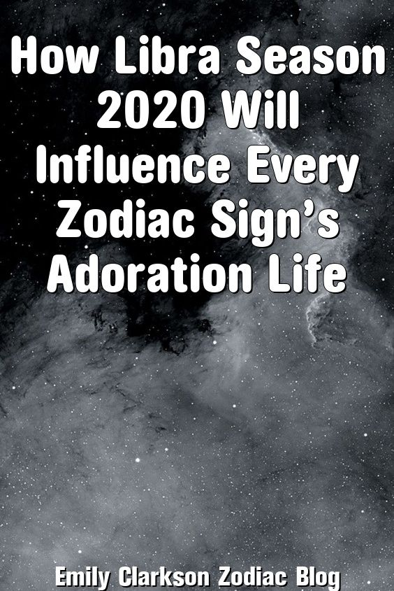 Michelle Duncan Describe How Libra Season 2020 Will Influence Every Zodiac Sign's Adoration L...