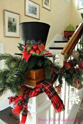 Tendencias en decoraci n navide a 2016 2017 artesana for Decoracion de navidad 2017
