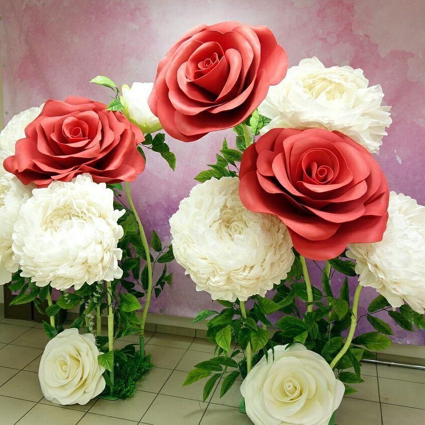 Большие цветы купить в новосибирске