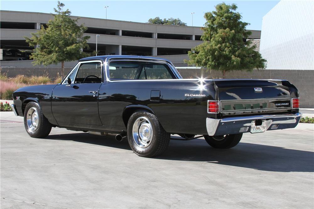 67 El Camino 1967 Chevrolet El Camino Lot 926 1 Barrett