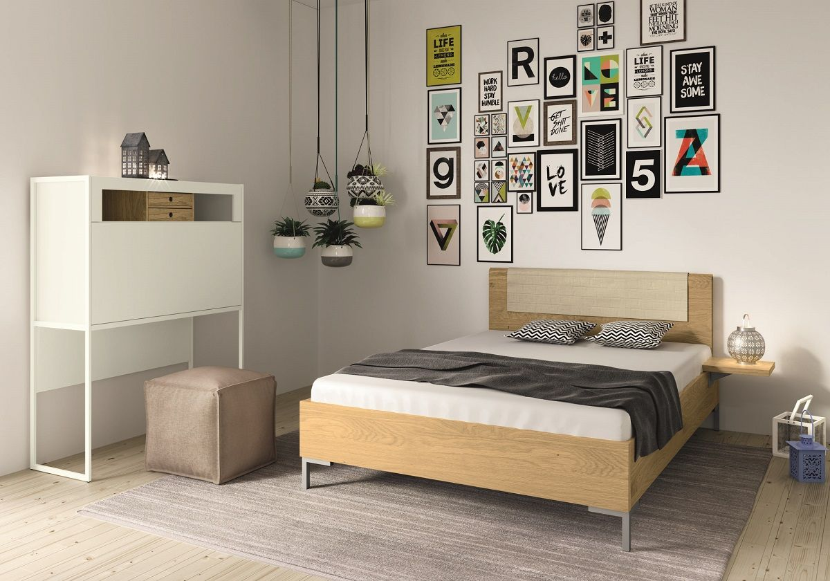 young and modern design for your bedroom | sleeping ...