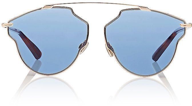 DiorSoReal tortoiseshell aviator-frame sunglasses Dior GECZCjuxMJ