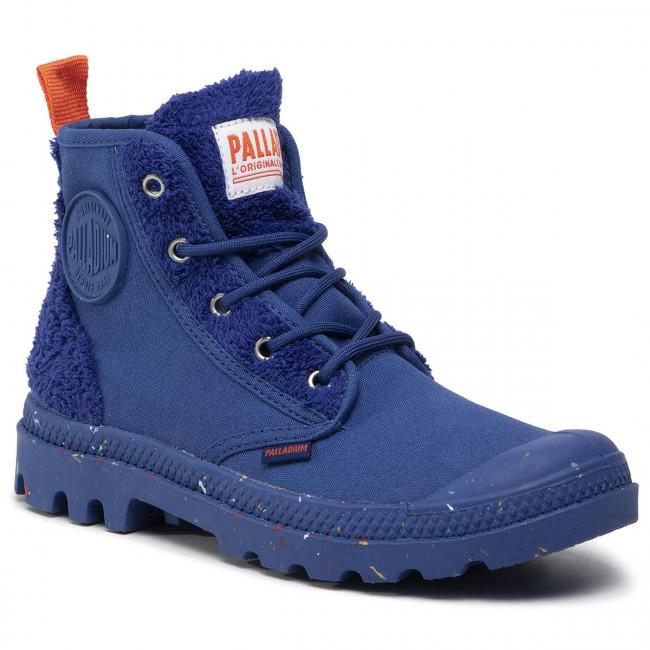 Trapery Palladium Pampa Pilou 76486 428 M Sodalite Blue Trekkingi I Trapery Kozaki I Inne Damskie Eobuwie Pl Boots Hiking Boots Timberland Boots