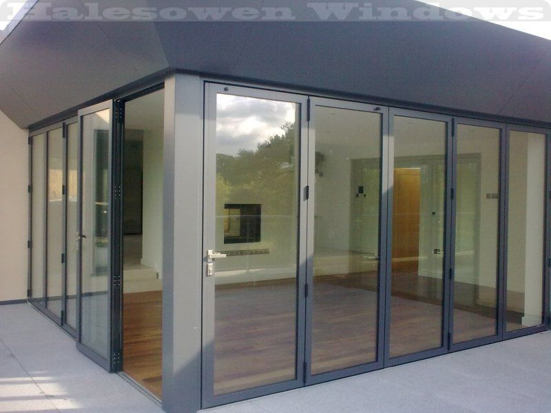 Sliding Reynaers Aluminium Doors Can Now Stretch Over Seven Metres In  Length | Opening Meeting Room | Pinterest | Doors, Extensions And Glass  Doors