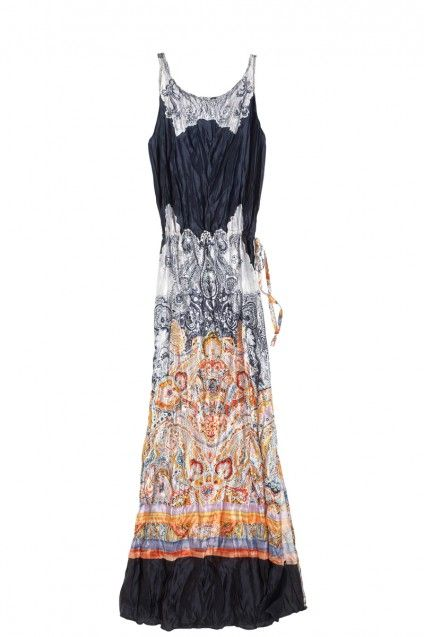 Cassonne Paisley Printed Dress | Calypso St. Barth