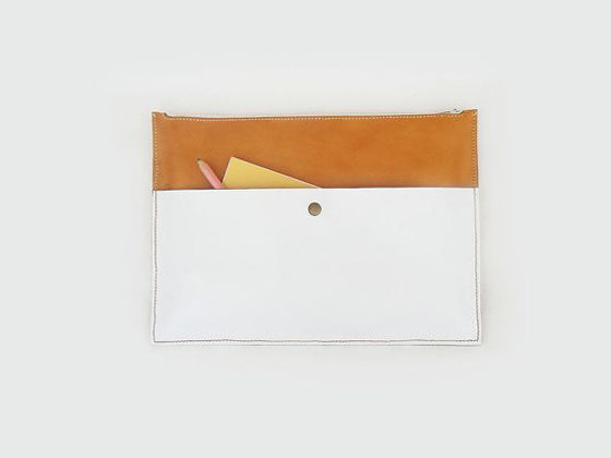 lovely leather goods from Wander