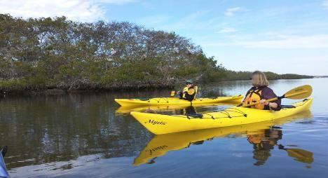 Kayaking Florida? Easy Kayaking does kayak lessons ...