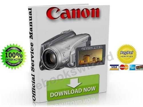 canon vixia hv20 hv20e service manual repair guide download rh pinterest com Canon HV30 Mini SD Card Canon HV40