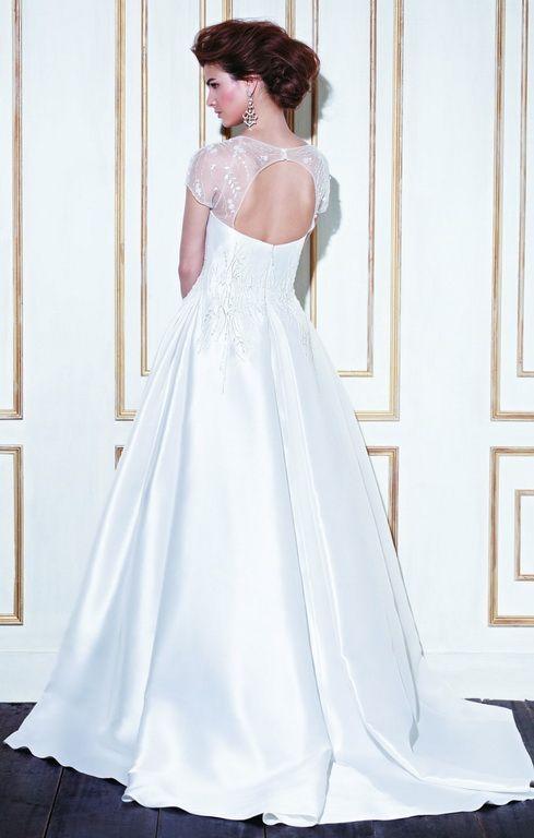 Oval Back Dresses