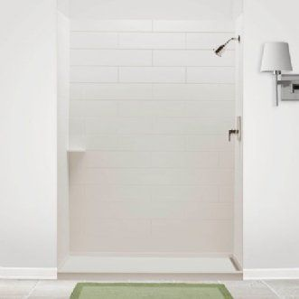 American Standard 603072S1.SWS Ciencia Solid Surface Shower Tile ...