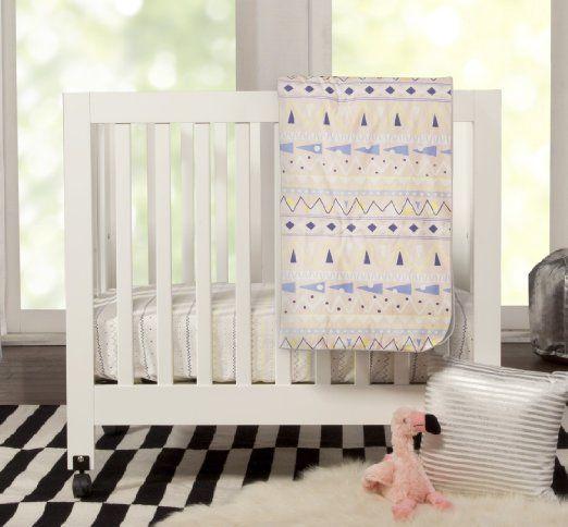Amazon.com : Babyletto Origami Mini Crib, White. 25.6 x 33.5 x 39.2 inches