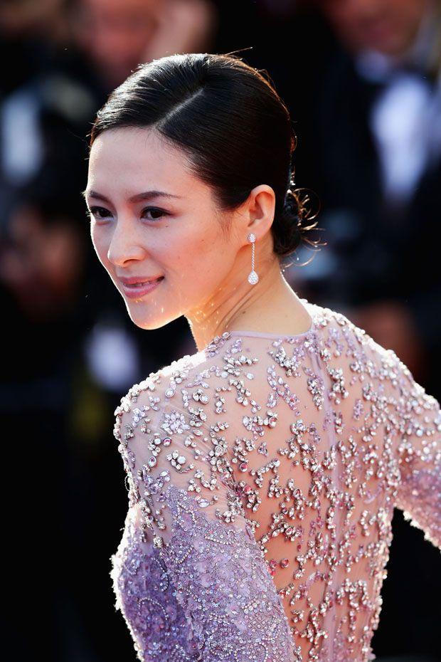 Zhang Ziyi - La Venus a La Fourrure Cannes Film Festival Premiere