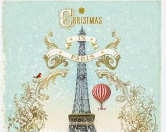 Holiday cards with french country scenes google search holidays holiday cards with french country scenes google search m4hsunfo