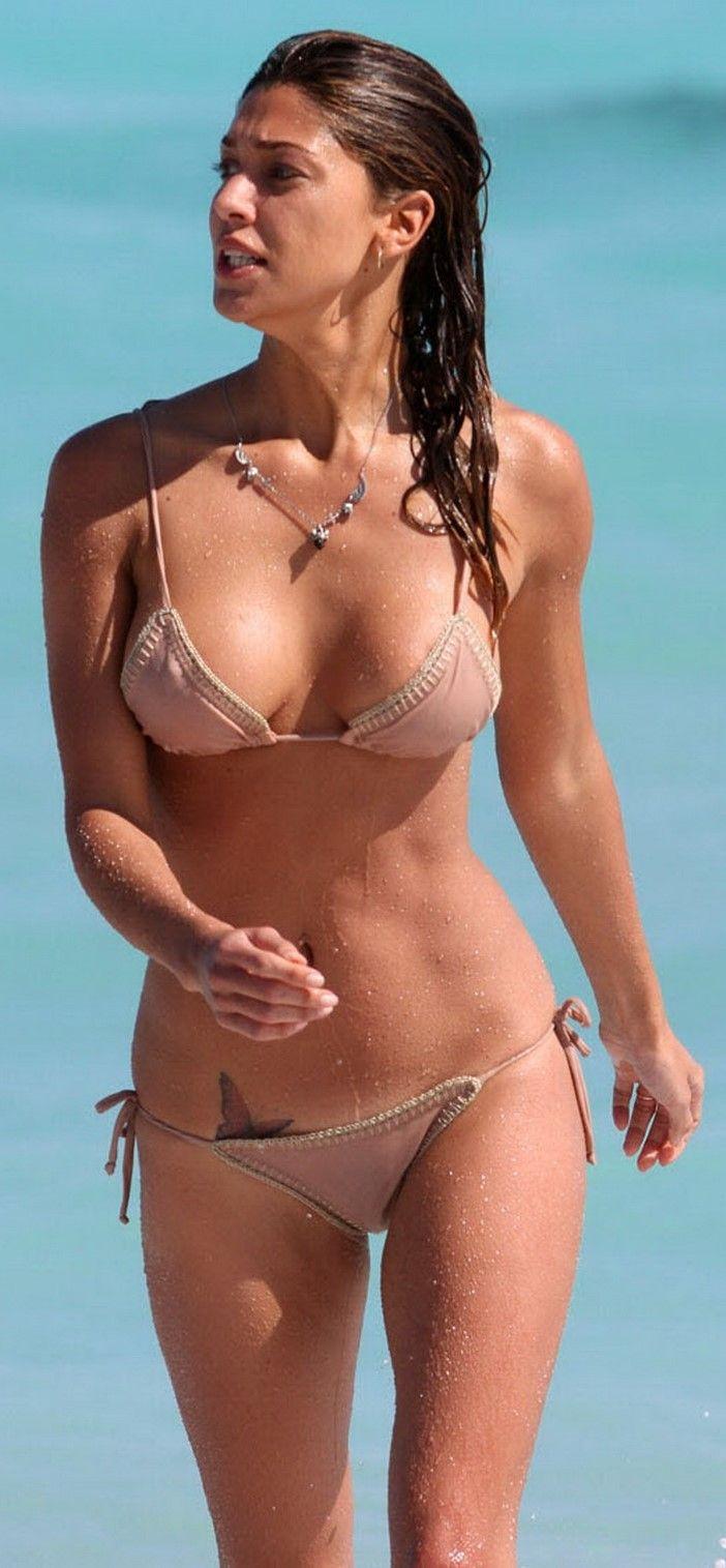 Belen rodriguez bikini