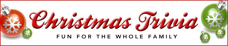 Christmas Trivia Popular Pinterest Trivia, Christmas trivia