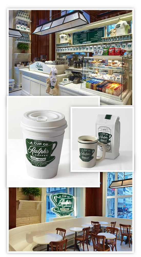 Ralph's Coffee Fifth Avenue New York | The House of Beccaria~