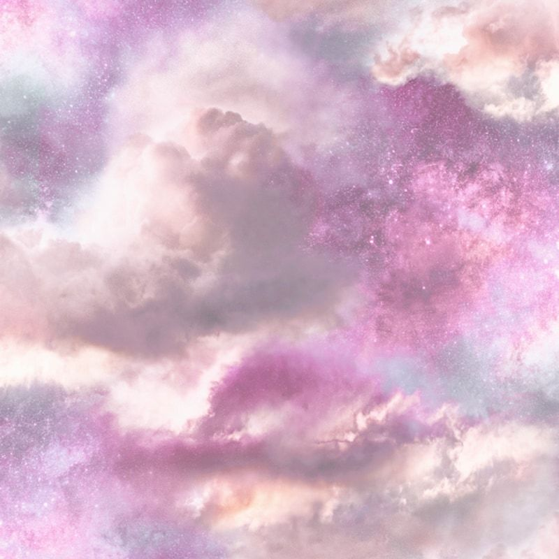 Diamond Galaxy Wallpaper Blush Blush Wallpaper Cloud Wallpaper Purple Wallpaper
