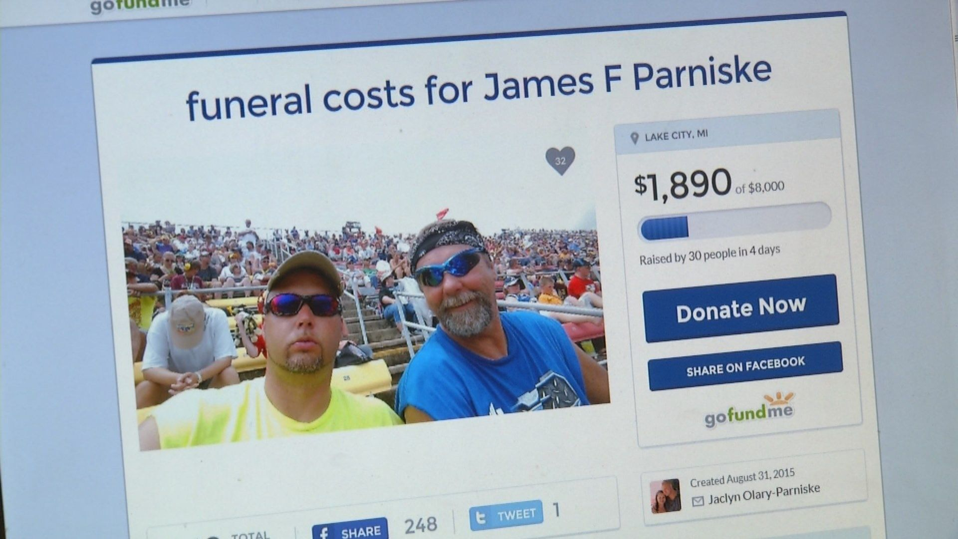 Lake City Chamber Rallies To Help Co-Worker After Sudden Loss - Northern Michigan's News Leader