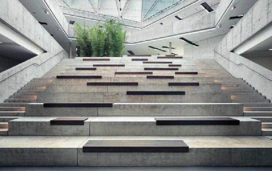 Detail 04 2014 treppen rampen aufz ge stairs ramps for Architektur rampe