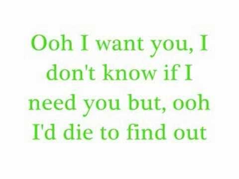 I WANT YOU (lyrics) - Savage Garden - 1996 | Reminiscing Thru Song ...