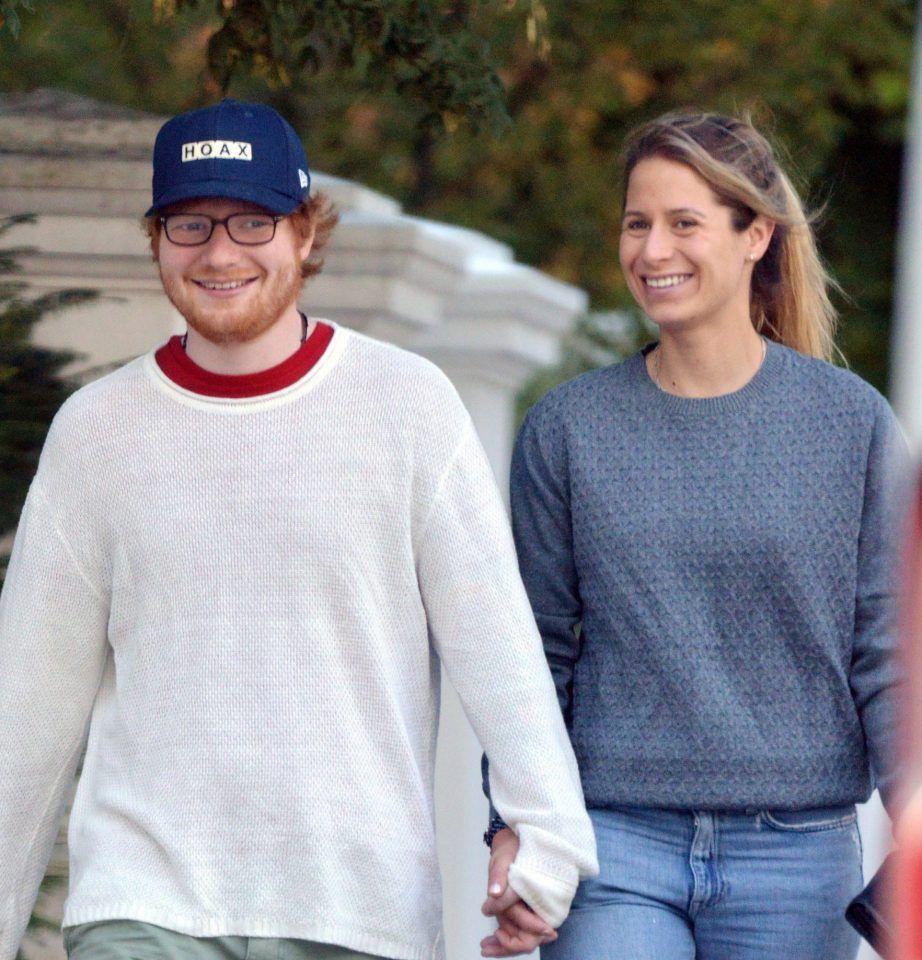Princess Beatrice Slices Open Ed Sheeran S Face With A Sword As Prank Goes Wrong Ed Sheeran Ed Sheeran Love Princess Beatrice