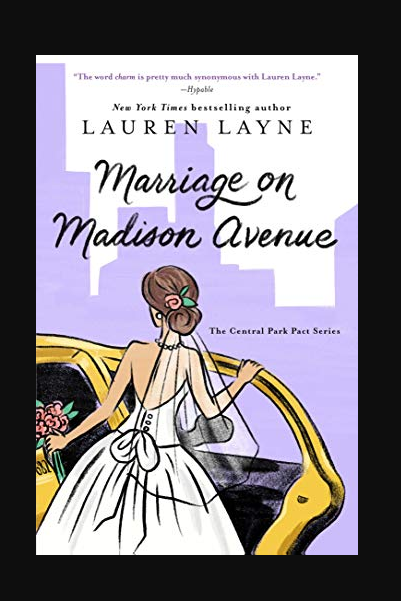 Marriage On Madison Avenue The Central Park Pact Book 3 English Edition Buch Online Lesen In 2020 Madison Avenue Books Bestselling Author