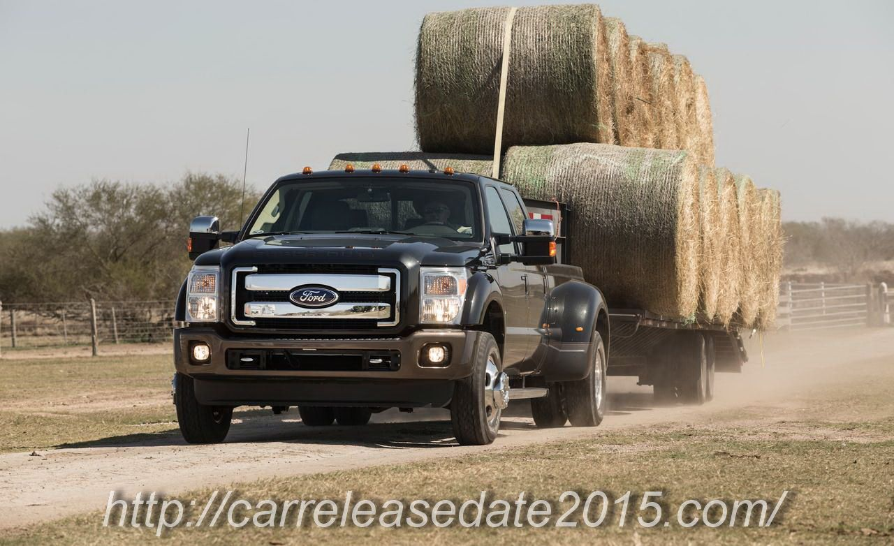 2015 Ford F250 Super Duty King Ranch Price and Concept