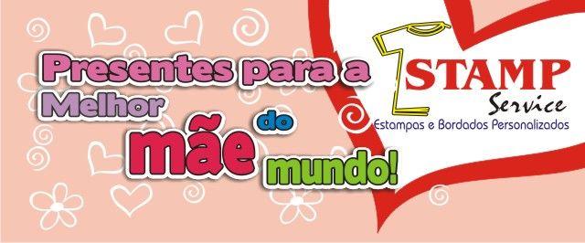 Promoção Stamp Service Dia das Mães