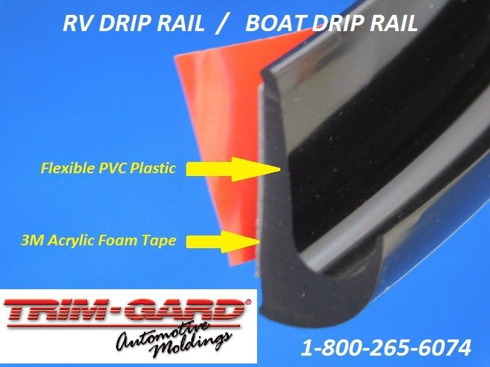 Universal Channel Roof Side Rails