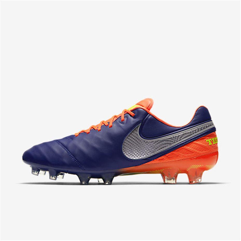 check out 4523c eaac2 Nike Tiempo Legend VI FG (Deep Royal Blue   Total Crimson   Bright Citrus