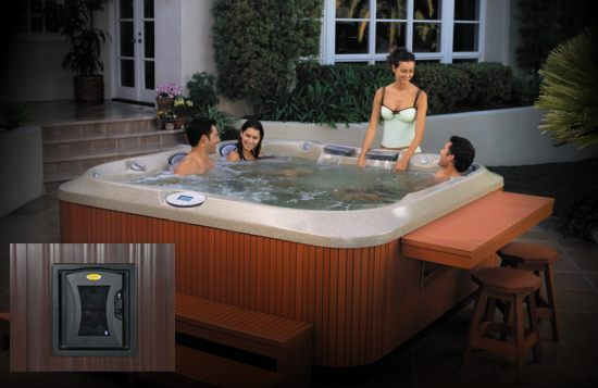 Jacuzzi Hot Tubs Unveils Bluewave Spa Stereo System For Music
