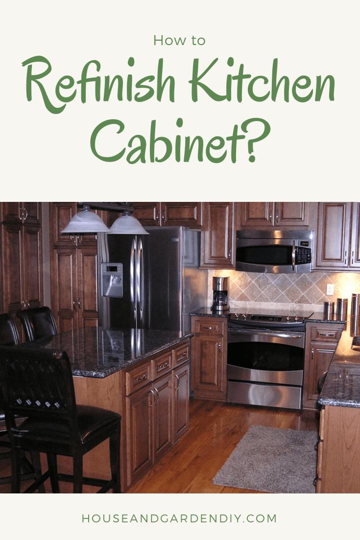 Modern Kitchen Cabinet Refacing Ideas