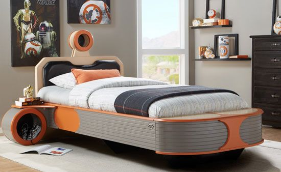 Official Star Wars bedroom furniture at Rooms To Go | Compound ...