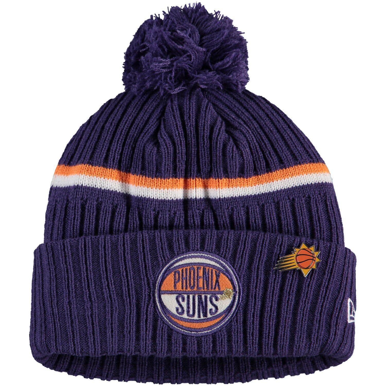 Men's New Era Purple Phoenix Suns 2019 NBA Draft Cuffed