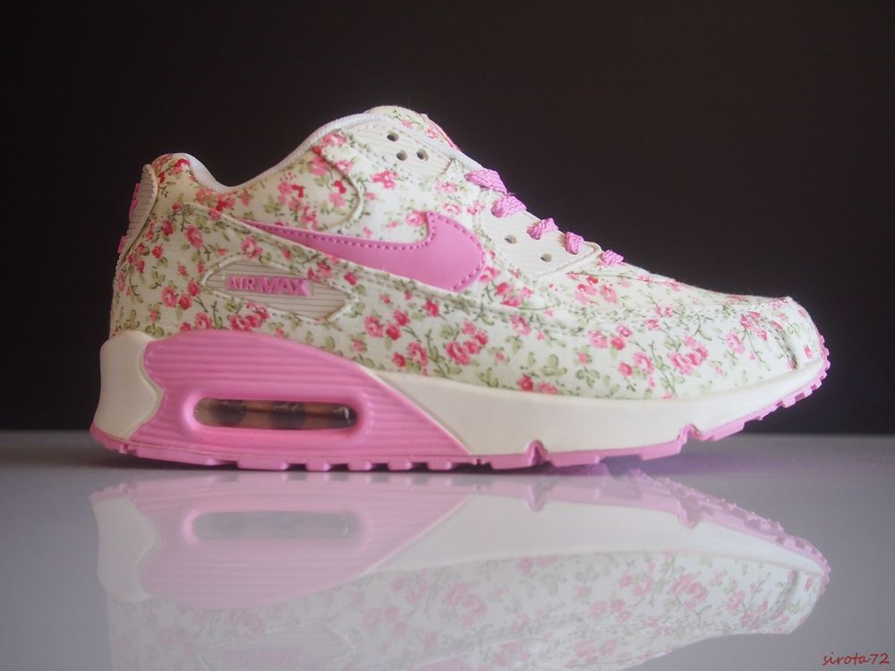 Brand new Nike Air Max 90 Floral Jasmine VERY RARE!~ #Nike #Running