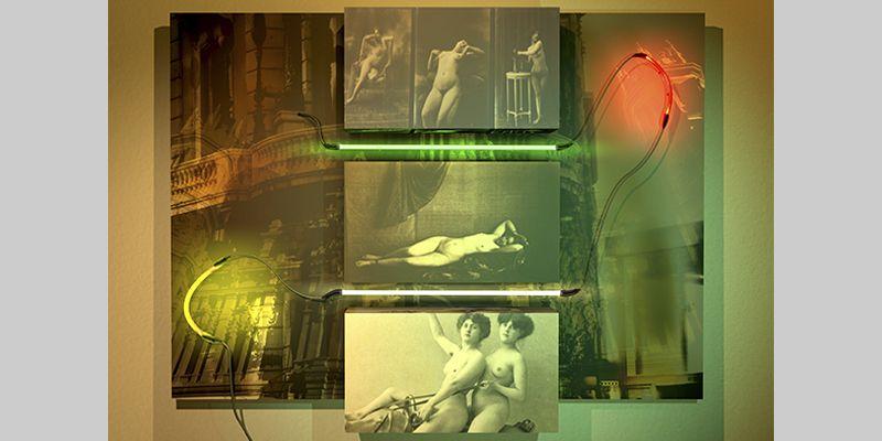 DISENSO-2. SERIE. YENY CASANUEVA Y ALEJANDRO GONZALEZ. PROYECTO PROCESUAL ART