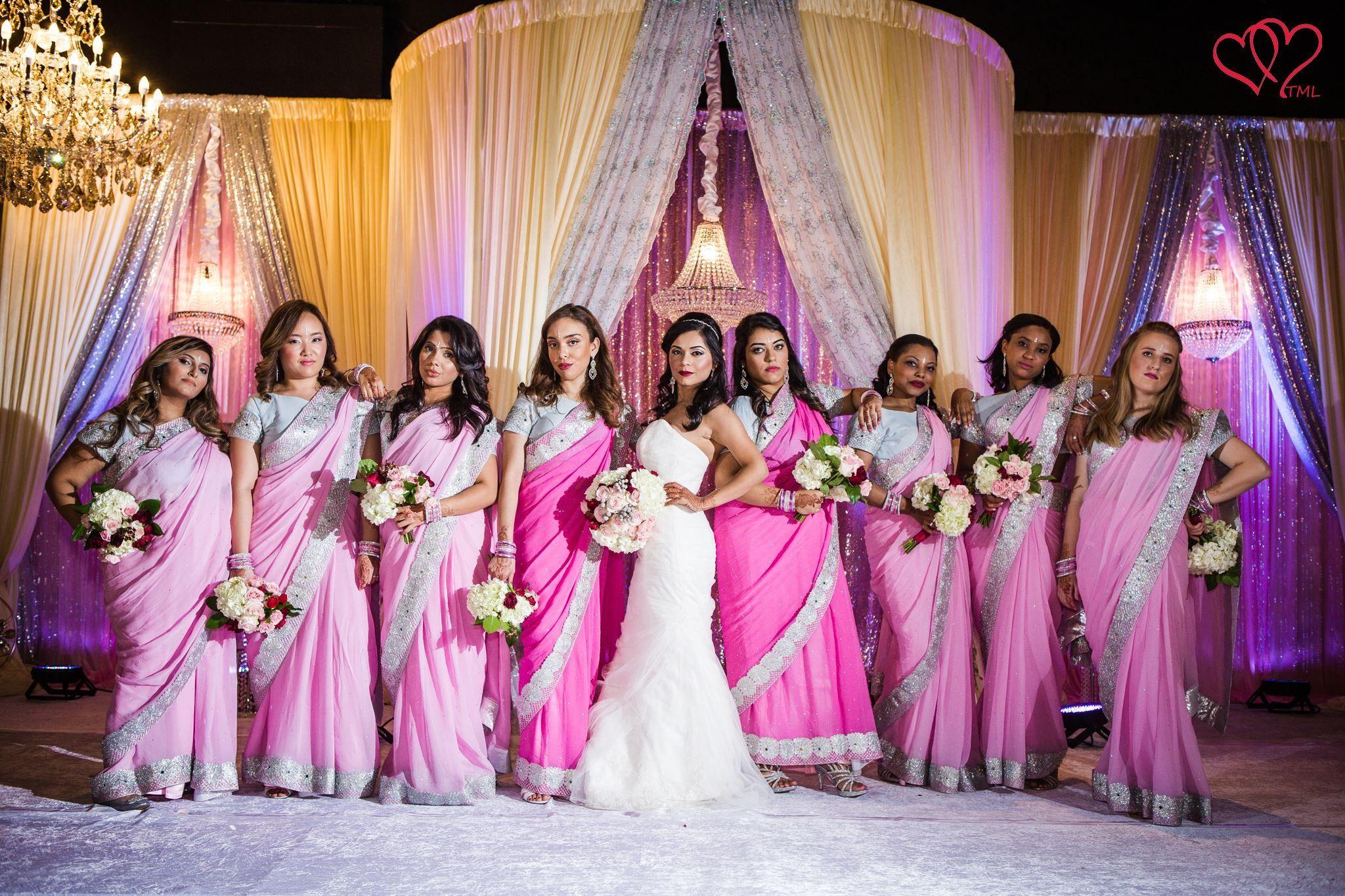 Wedding draping Mandap chuppa indian. South Asian wedding finishing ...