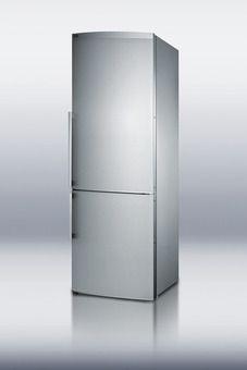 FFBF245SS Summit appliances energy star fridge with top door latch. & FFBF245SS Summit appliances energy star fridge with top door latch ...