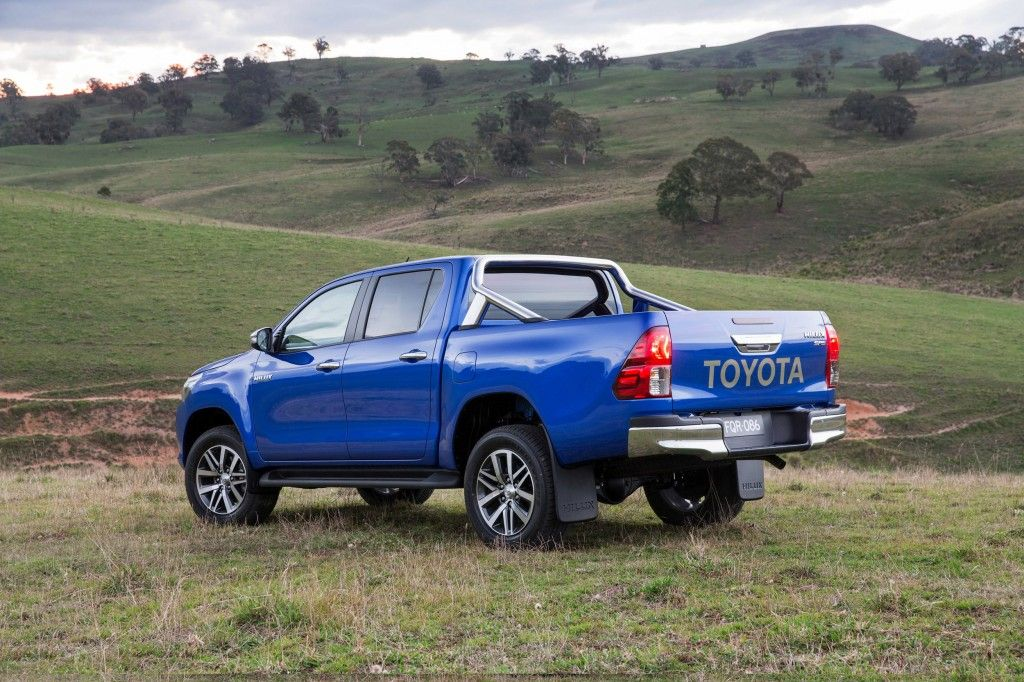 The New Toyota Hilux The Type Of Truck We Re Missing In America