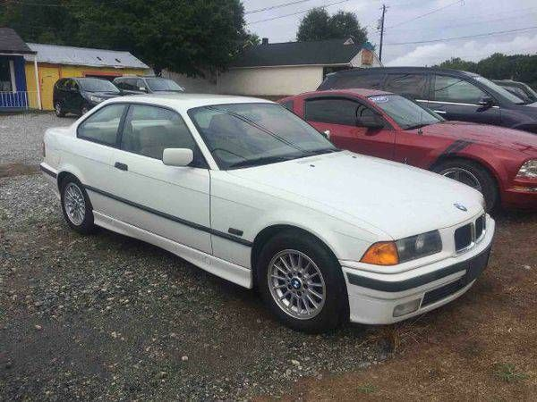 1996 BMW 3 Series 328is Coupe 2D BUY HERE/PAY HERE ( Mayan Motors ...
