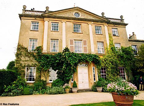 Highgrove Where Diana Once Lived With Prince Charles He