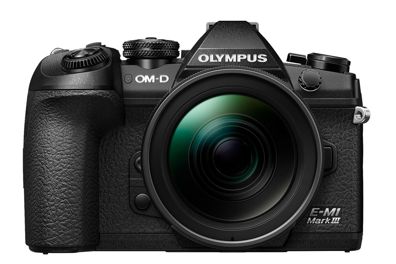 Olympus Om D E M1 Mark Iii Wants To Make It Easier To Aim For The Stars In 2020 System Camera Olympus Digital Camera