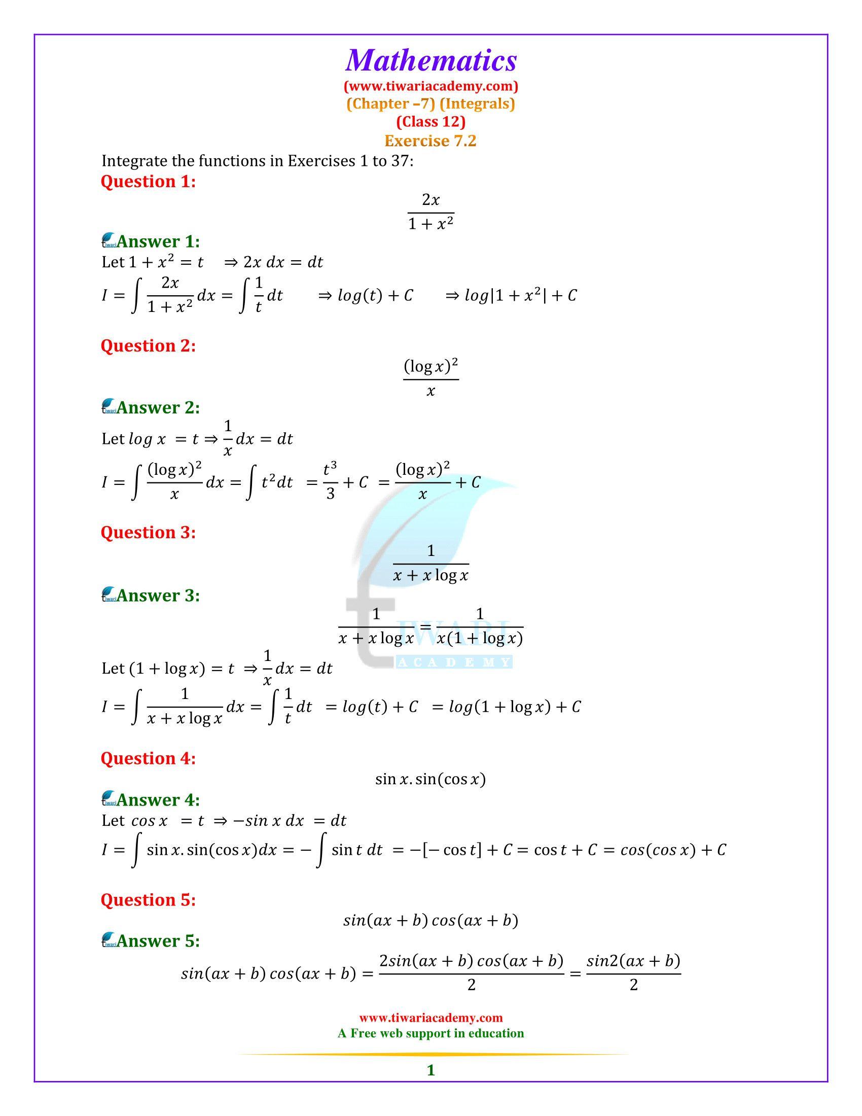 5 Worksheet Math Computation Worksheets 2nd Ncert